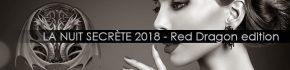LA NUIT SECRÈTE 2018 – Edition Dragon Rouge